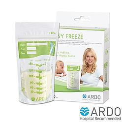 (贈)【ARDO安朵】直立式母乳/儲存/保鮮袋(180ml/20入)