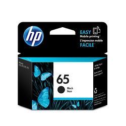 HP N9K02AA NO.65 原廠黑色墨水匣
