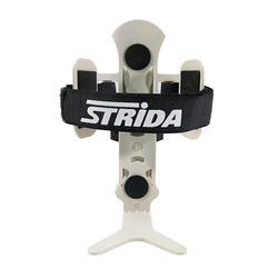 (加購)STRIDA 兩段V字扣萬用快拆水壺架 白