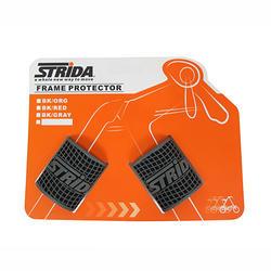 (加購)【STRIDA】車架護桿套 灰