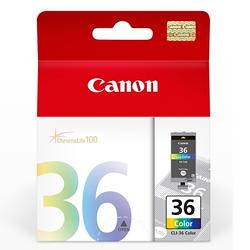 Canon CLI-36 原廠彩色墨匣
