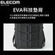 ELECOM 高機能大容量後背包-黑 product thumbnail 5