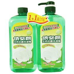 抗菌洗潔精-茶樹(1000g+1000g)*6組