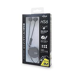 Hawk 伸縮線耳機麥克風(不挑款)