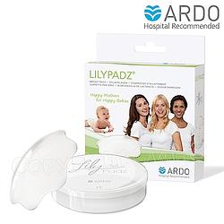 (贈)【ARDO安朵】瑞士Lily Padz 百合防溢乳貼2片裝/盒