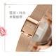 NATURALLY JOJO 優雅洗鍊不鏽鋼米蘭腕錶-白x玫瑰金/33mm product thumbnail 7