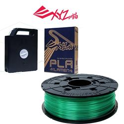 PLA卡匣式線材盒 Neon Green(綠)