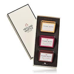 H&W英倫薇朵 甜蜜潤澤手工皂禮盒