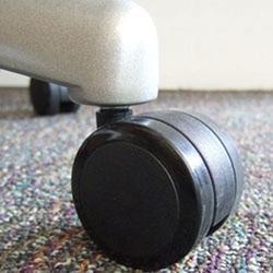 更換木質地板專用輪