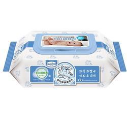 (加價購)貝恩濕巾-無香料80pcs(1組3包)