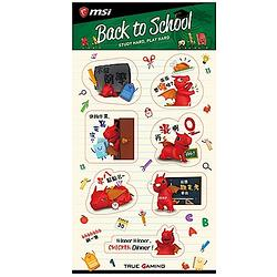 Back to School Lucky 貼紙