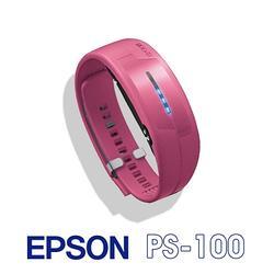 EPSON 心率手環(PS-100) 粉紅M/L