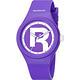 Reebok DROP RAD潮流時尚腕錶-紫/37mm product thumbnail 2