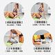Wonder Core Smart 全能輕巧健身機「愛戀粉」三件組(含拉力繩+運動墊-粉) product thumbnail 11