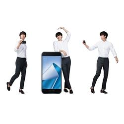 ZenFone 4亞太區代言人孔劉人型小立牌