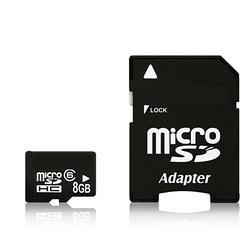 8GB microSDHC記憶卡