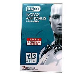 NOD32防毒軟體(1裝置3年)