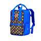 LEGO丹麥樂高歡樂小背包-積木表情符號藍色 20127-1933 product thumbnail 3