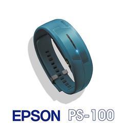 EPSON 心率手環(PS-100) 藍M/L