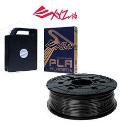 PLA卡匣式線材盒 Black (黑)