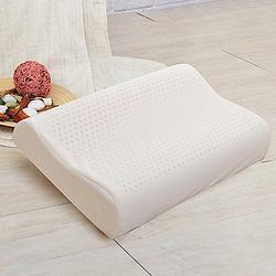 加購 LooCa 護頸人體工學乳膠枕 2入