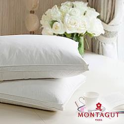 (贈品)MONTAGUT-30%飯店愛用羽絨枕/ 2入