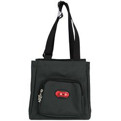 【UNME】素面寬底板餐袋/黑色款