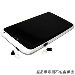 手機連接口防塵塞(三組裝)-黑