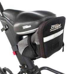 (加購)【STRIDA】反光座墊袋-黑