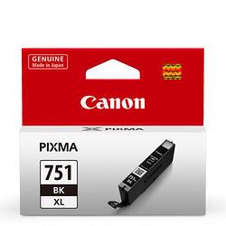 CLI-751XL-BK 相片黑高容量XL墨水匣