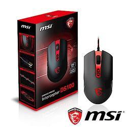 MSI 微星 玩家級雷射電競滑鼠