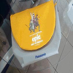 贈品-Panasonic 側背包