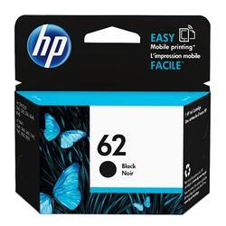 HP NO.62 原廠黑色墨水匣