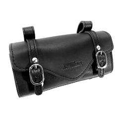 (加購)【STRIDA】真皮高質感座墊袋 黑