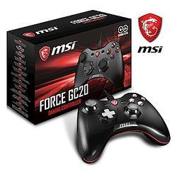 (加價購) MSI微星Force GC20搖捍