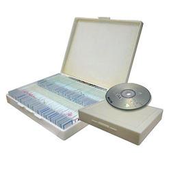 (加購)100片生物切片標本組★附高解析檔案光碟★