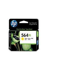 HP CB325WA NO.564 XL黃色墨匣