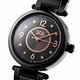 NATURALLY JOJO 優雅流蘇紋時尚陶瓷腕錶-珍珠母貝 黑/32mm product thumbnail 2