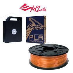 PLA卡匣式線材盒 TANGERINE (透明橘)