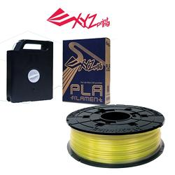 PLA卡匣式線材盒Clear Yellow(黃色)