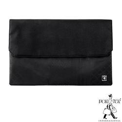 橫式筆電收納袋(15吋) - 黑