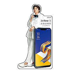 ASUS ZenFone 5 代言人孔劉桌上型立牌