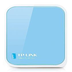 TP-LINK迷你路由器(TL-WR702N)-限量送完為止