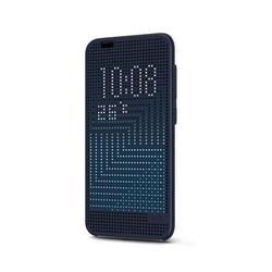 HTC HC M272 深藍原廠炫彩透背保護套