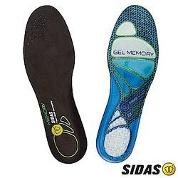 SIDAS凝膠緩震記憶鞋墊-【XS】22~23cm