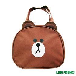 [加購]熊大 造型便當袋