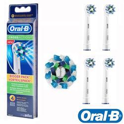 歐樂B電動牙刷交叉刷頭(4入)EB50-4