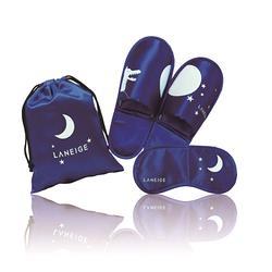蘭芝 拖鞋眼罩旅行組
