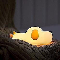 小狗觸控式造型小夜燈