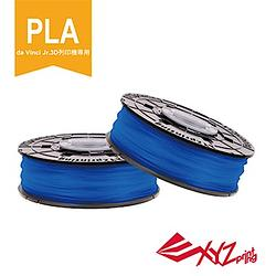 Jr. PLA耗材-透明藍